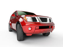Car's presentation Royalty Free Stock Images