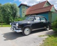 Car 1960& x27;s Stock Photo