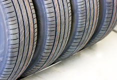Car's Tires. Stock Images
