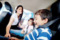 Car safety Royalty Free Stock Photography