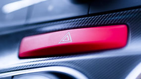 Car Safety Detail Royalty Free Stock Images