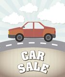 Car sale Royalty Free Stock Image