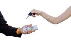 Car sale Stock Photos