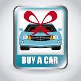 Car Sale  design Stock Photos