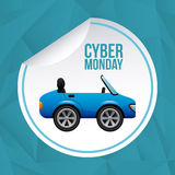 Car Sale  design Stock Photo