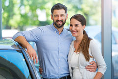 Car sale Stock Images