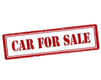 Car for sale Stock Image