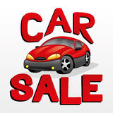 Car sale. Stock Photos