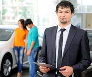 Car Sales Royalty Free Stock Photos