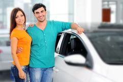 Car Sales Stock Image
