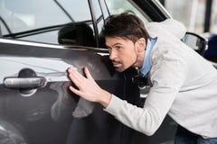 Car sales Stock Photos