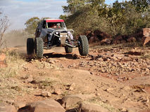 Car sandmaster racing Royalty Free Stock Images