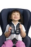 Car Seat 002 Royalty Free Stock Images