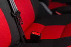 Car seat blet Stock Images