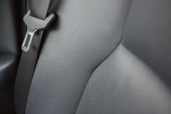 A Car seat Royalty Free Stock Photo