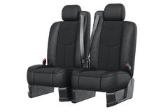 Car seat leather modern Stock Photography