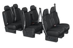 Car seat modern Stock Photo