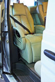 Car seat Royalty Free Stock Photos
