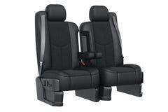 Car seat seatbelt Royalty Free Stock Image