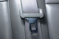 Car seatbelt Royalty Free Stock Images