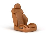 Car seats Stock Images