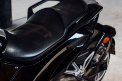Car Seats for Trike or tricycle . Stock Image