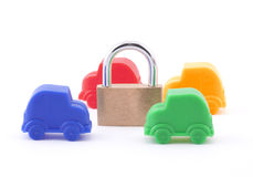Car security Royalty Free Stock Photos