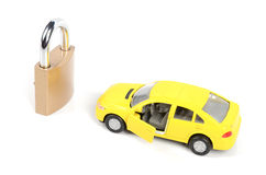 Car security Stock Image
