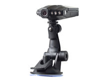 Car security camera Stock Photo