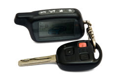 Car security system Royalty Free Stock Photo