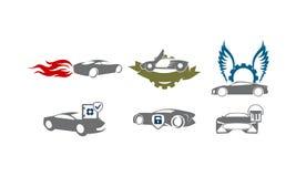 Car Service Logo Stock Photo