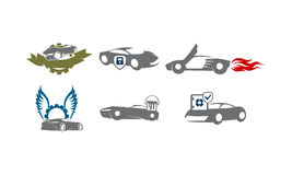Car Service Logo. Logo vector illustration, can be used for any Business or Other Royalty Free Stock Image