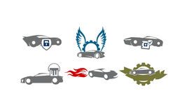 Car Service Logo. Logo vector illustration, can be used for any Business or Other Royalty Free Stock Images
