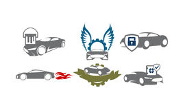 Car Service Logo. Logo vector illustration, can be used for any Business or Other Stock Photos