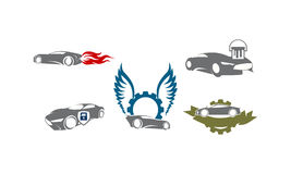 Car Service Logo. Logo vector illustration, can be used for any Business or Other Royalty Free Stock Photography