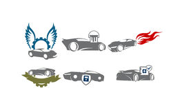 Car Service Logo. Logo vector illustration, can be used for any Business or Other Royalty Free Stock Photos