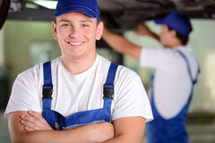 Car Service Stock Images