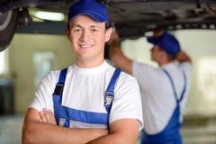 Car Service Royalty Free Stock Image