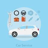 Car service Royalty Free Stock Photo