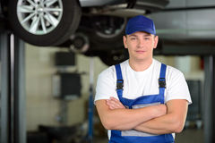 Car Service royalty free stock photography