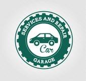 Car services Stock Photo