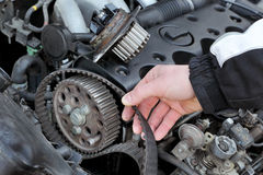 Car servicing stock images