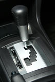 Car shift gearbox Stock Photography