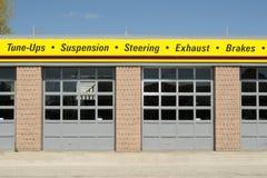 Car Shop Royalty Free Stock Image