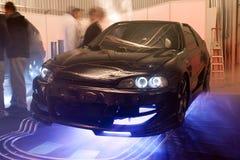 Car Show Fotografía de archivo libre de regalías