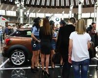 Car Show Fotografia Stock Libera da Diritti