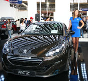 Car Show Imágenes de archivo libres de regalías