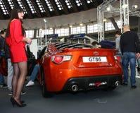 Car Show Fotografia Stock