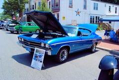 Car Show antigo Imagem de Stock Royalty Free
