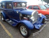 Car Show antigo Isabela Puerto do músculo imagens de stock royalty free